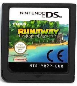 Runaway Dream Of The Turtle Jeu Nintendo DS & 3DS sans Notice L167