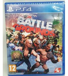 WWE Battleground Jeu Playstation 4 PS4 sans Notice  Games and Toys
