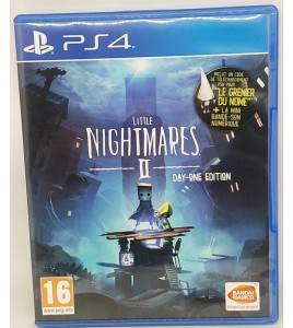 Little Nightmares II Jeu Playstation 4 PS4 sans Notice  Games and Toys