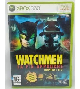 Watchmen Jeu XBOX 360 avec Notice  Games and Toys