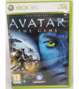 Avatar : The Game Jeu XBOX 360 avec Notice  Games and Toys