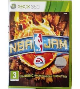 NBA Jam  Jeu XBOX 360 avec Notice  Games and Toys