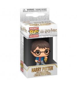 Harry Potter porte-clés Pocket POP! Harry Potter 4 cm