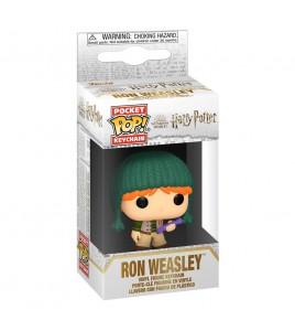 Harry Potter porte-clés Pocket POP! Ron Weasley 4 cm