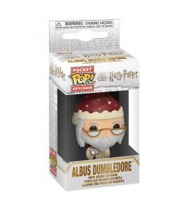 Harry Potter porte-clés Pocket POP! Albus Dumbledore 4 cm