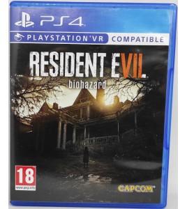 Resident Evil 7  Biohazard Jeu Playstation 4 PS4 sans Notice  Games and Toys