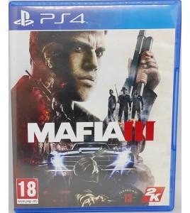 Mafia III Jeu Playstation 4 PS4 sans Notice  Avec la Carte Games and Toys