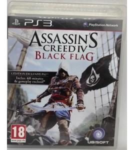 Assassin's Creed IV : Black Fla Jeu Playstation 3 PS3 avec Notice Games And Toys