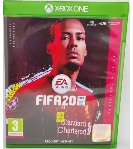 FIFA 20 Jeu Xbox One sans Notice  Games and Toys