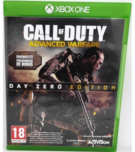 Call of Duty : Advanced Warfare Jeu Xbox One sans Notice  Games And Toys
