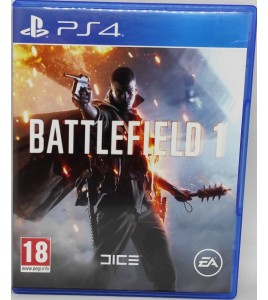 Battlefield 1 Jeu Playstation 4 PS4 sans Notice  Games and Toys