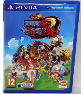 One Piece Unlimited World Red  Jeu PS Vita sans Notice  Games and Toys