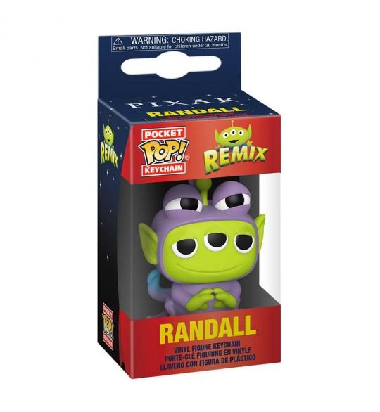 Aliens Remix porte-clés Disney Pocket POP! Randall 4 cm