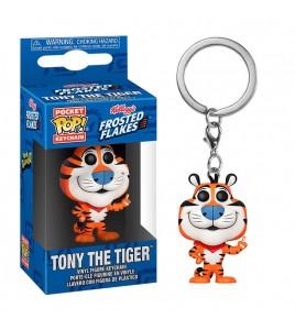 Kellogg's porte-clés Pocket POP! Tony the Tiger 4 cm