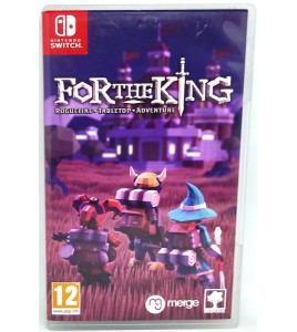 For The King sur Nintendo Switch sans Notice  Games and Toys
