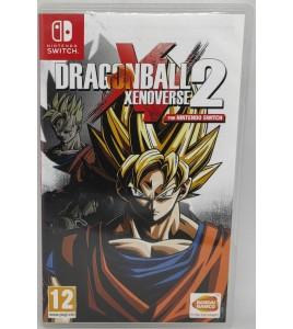Dragon Ball Xenoverse 2 sur Nintendo Switch sans Notice  Games and Toys
