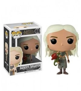 Game of Thrones Pop 03 Daenerys Targaryen 10 cm