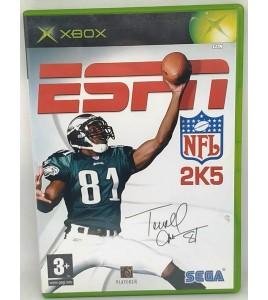 ESPN NFL 2K5  Jeu XBOX avec Notice  Games and Toys
