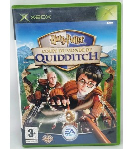 Harry Potter : Coupe du Monde de Quidditch Jeu XBOX avec Notice  Games and Toys