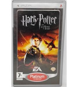 Harry Potter et la Coupe de feu Jeu PSP  avec Notice Games And Toys