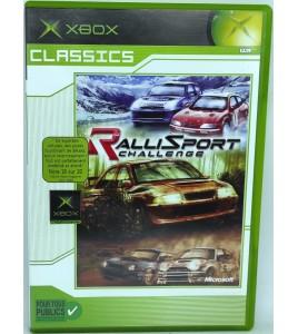 RalliSport Challenge Jeu XBOX avec Notice Games and Toys