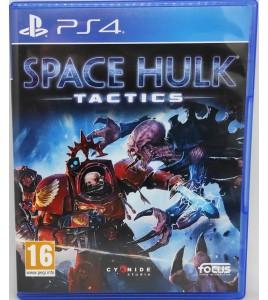 Space Hulk: Tactics Jeu Playstation 4 PS4 sans Notice  Games and Toys