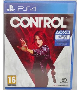 Control  Jeu Playstation 4 PS4 sans Notice  Games and Toys
