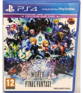 World Of Final Fantasy Jeu Playstation 4 PS4 sans Notice  Games and Toys