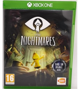 Little Nightmares Jeu Xbox One sans Notice  Games and Toys