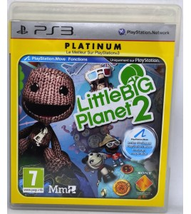 Little big planet 2 Jeu Playstation 3 PS3 avec Notice Games And Toys