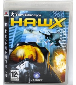 Hawx Jeu Playstation 3 PS3 avec Notice Games And Toys