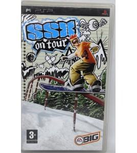 SSX : on tour Jeu PSP  avec Notice Games And Toys