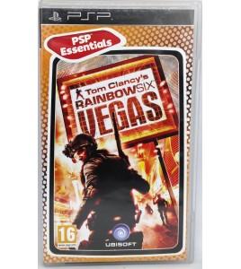 Tom Clancy's Rainbow Six Vegas Jeu PSP  avec Notice Games And Toys
