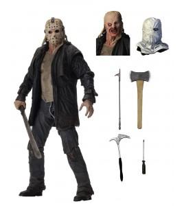 Vendredi 13 2009 figurine Ultimate Jason 18 cm