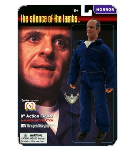 Le Silence des Agneaux figurine Hannibal Lecter 20 cm
