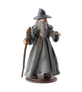 Le Seigneur des Anneaux figurine flexible Bendyfigs Gandalf 19 cm