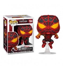 Marvel's Spider-Man  Pop 766 Miles Morales 9 cm