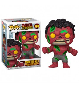 Marvel Zombies  Pop 790 Zombie Red Hulk 9 cm