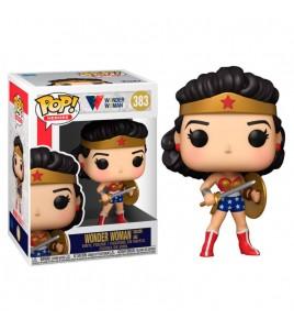 Wonder Woman 80th Anniversary Pop 383 Wonder Woman Golden Age 9 cm