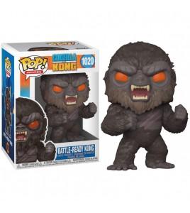 Godzilla Vs Kong Pop 1020 Battle Ready Kong 9 cm