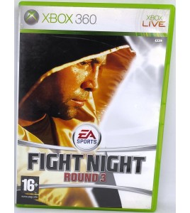 Fight Night : Round 3 Jeu XBOX 360 avec Notice  Games and Toys