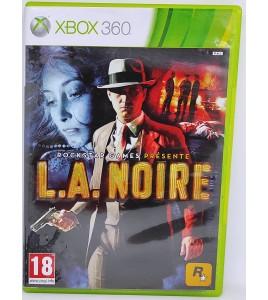 L.A. Noire Jeu XBOX 360 avec Notice  Games and Toys