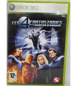 Les 4 fantastiques et le surfer d'argen Jeu XBOX 360 avec Notice  Games and Toys