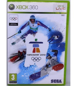 Vancouver 2010 Jeu XBOX 360 avec Notice  Games and Toys