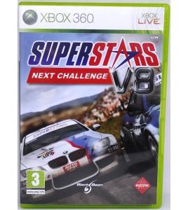 Superstars V8 next challenge Jeu XBOX 360 avec Notice  Games and Toys