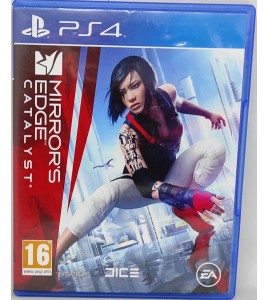 Mirror's Edge Catalyst Jeu Playstation 4 PS4 sans Notice  Games and Toys
