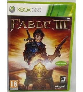 Fable III Jeu XBOX 360 avec Notice  Games and Toys