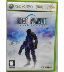Lost Planet Jeu XBOX 360 avec Notice  Games and Toys
