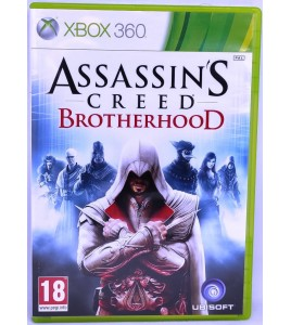 Assassin's Creed : Brotherhood Jeu XBOX 360 avec Notice  Games and Toys