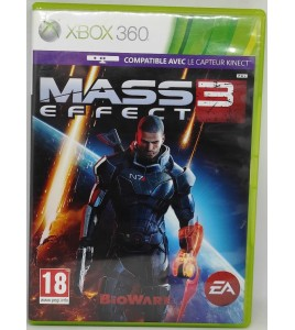 Mass effect 3 Jeu XBOX 360 sans Notice  Games and Toys